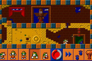 The Lemmings Chronicles abandonware