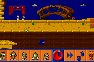 The Lemmings Chronicles 8