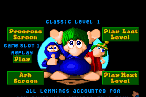 The Lemmings Chronicles 7