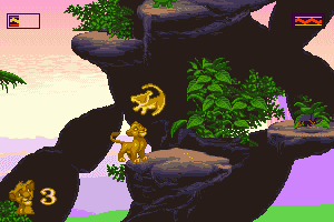 The Lion King abandonware