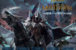The Lord of the Rings: The Battle for Middle-earth II - The Rise of the Witch-king 1