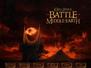 The Lord of the Rings: The Battle for Middle-Earth 0