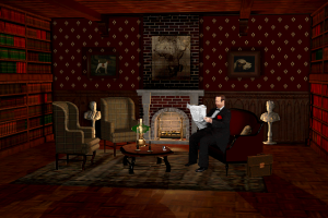 The Lost Files of Sherlock Holmes: Case of the Rose Tattoo abandonware