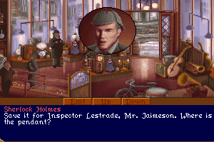 The Lost Files of Sherlock Holmes 13