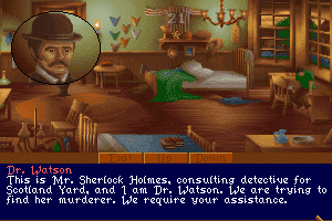 The Lost Files of Sherlock Holmes 4