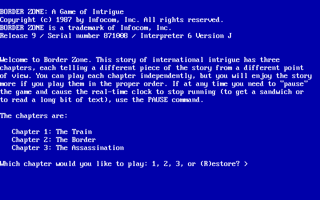 The Lost Treasures of Infocom II 0