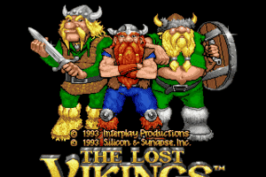 The Lost Vikings 0