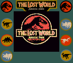 The Lost World: Jurassic Park 0