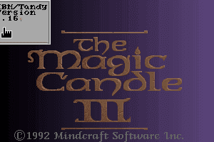The Magic Candle III 0
