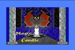 The Magic Candle: Volume 1 0