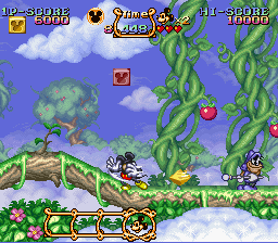 The Magical Quest Starring Mickey Mouse 4