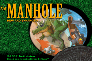 The Manhole: New and Enhanced 0