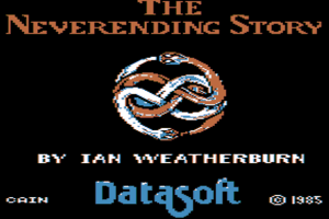 The Neverending Story abandonware