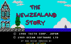 The New Zealand Story 0