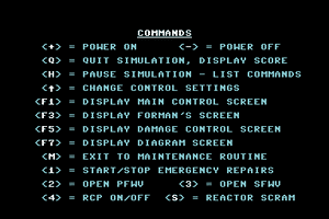 The Oakflat Nuclear Power Plant Simulator abandonware
