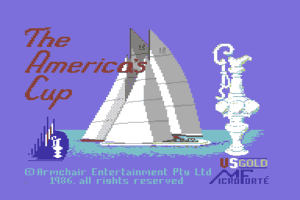 The Official America's Cup Sailing Simulation 0