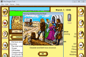 The Oregon Trail 1.2 for Windows 4