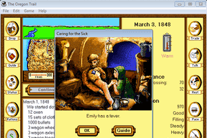 The Oregon Trail 1.2 for Windows 6