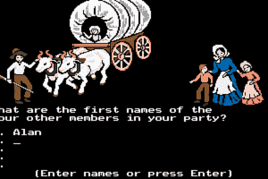 The Oregon Trail 1