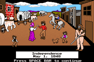 The Oregon Trail 3
