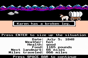 The Oregon Trail 6