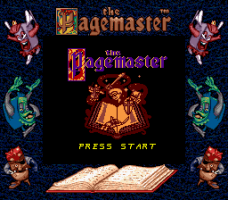 The Pagemaster 1