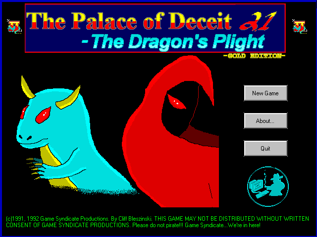 The Palace of Deceit: the Dragon's Plight 3