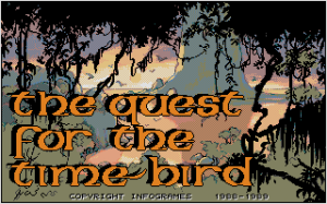 The Quest for the Time-bird 0