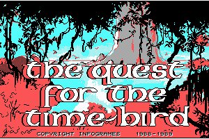 The Quest for the Time-bird 2
