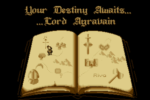 The Quest of Agravain 3