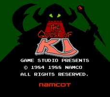 The Quest of Ki 0
