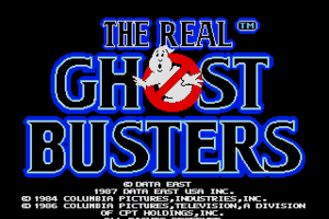 The Real Ghostbusters 0