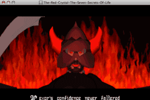 The Red Crystal: The Seven Secrets of Life 2