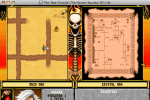 The Red Crystal: The Seven Secrets of Life abandonware