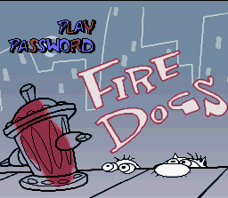The Ren & Stimpy Show: Fire Dogs 1