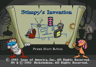 The Ren & Stimpy Show: Stimpy's Invention 1