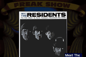 The Residents: Freak Show 26