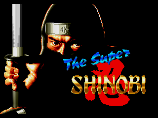 The Revenge of Shinobi 2