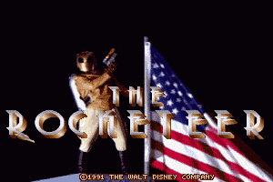 The Rocketeer 0