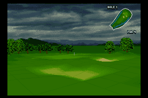 The Scottish Open: Virtual Golf 9