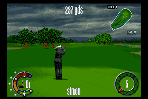 The Scottish Open: Virtual Golf 11