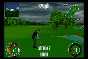 The Scottish Open: Virtual Golf abandonware