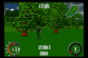 The Scottish Open: Virtual Golf 13