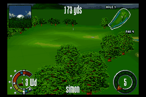 The Scottish Open: Virtual Golf 14