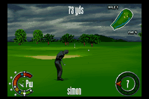 The Scottish Open: Virtual Golf 15