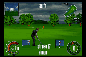 The Scottish Open: Virtual Golf 16
