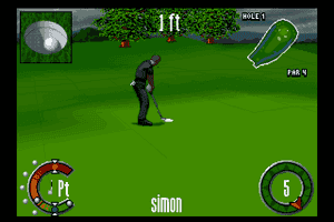 The Scottish Open: Virtual Golf 17