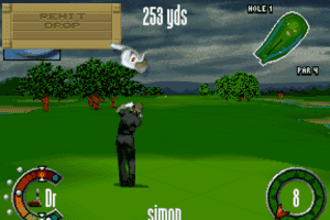 The Scottish Open: Virtual Golf 20