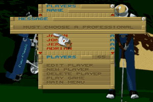 The Scottish Open: Virtual Golf 21