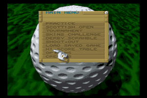 The Scottish Open: Virtual Golf 2